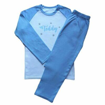 Personalised Boy's Pyjamas - Christmas, Birthday