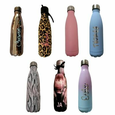 Personalised Insulated Drinks Bottles