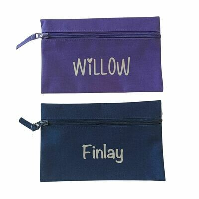 Polyester Personalised Pencil Case - Back to School