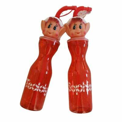 Personalised Elf Bottle - 450ml