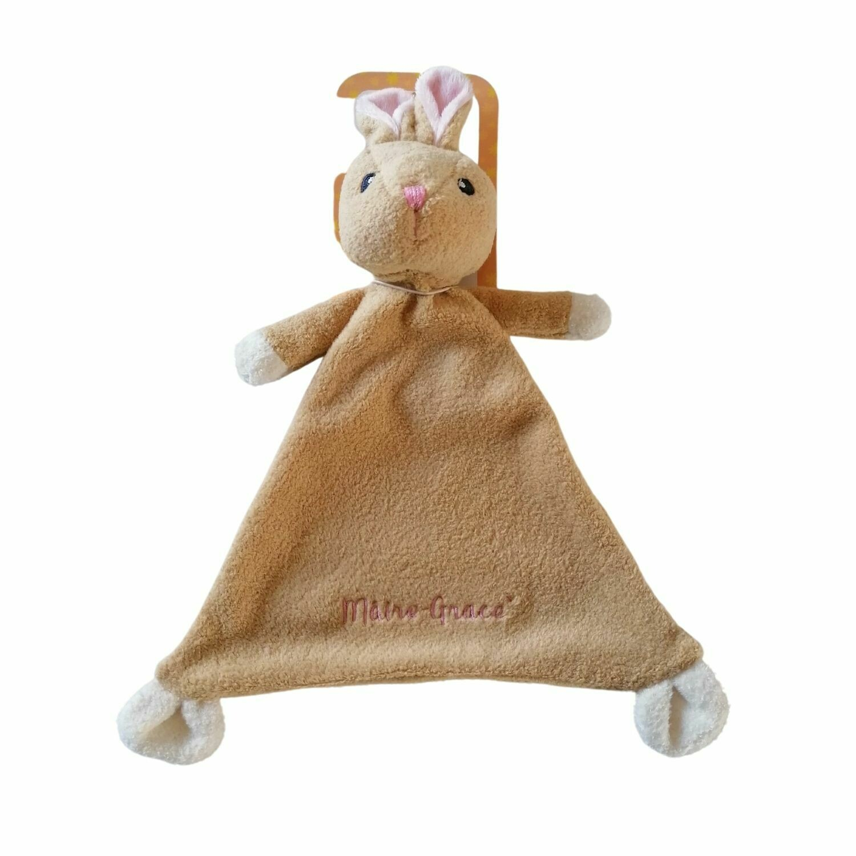 Bunny Rabbit Personalised Comfort Blanket