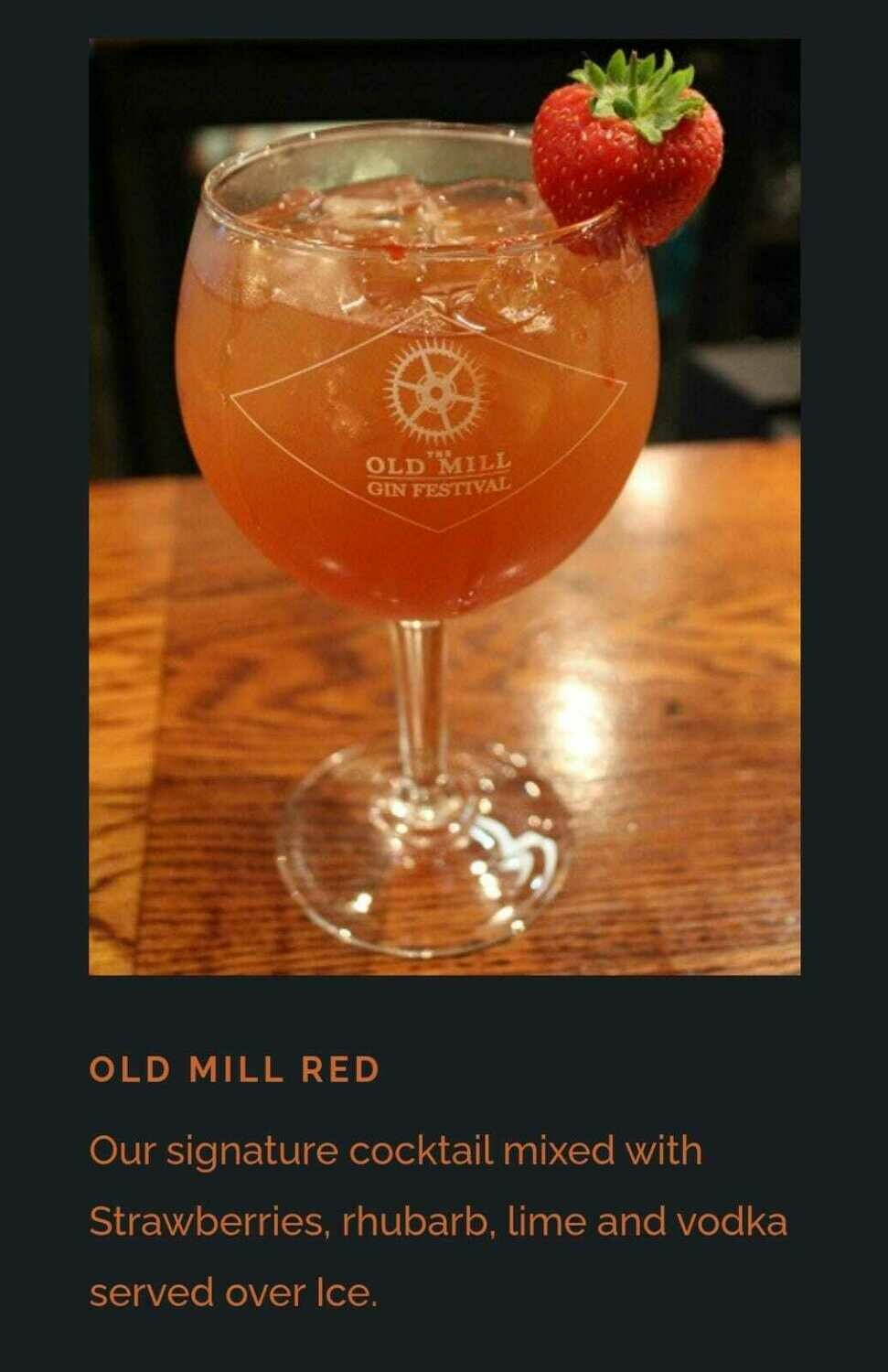 Old Mill Red 1L