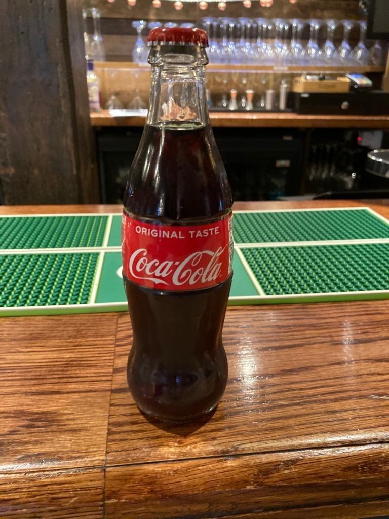 Coca-Cola 330ml bottle