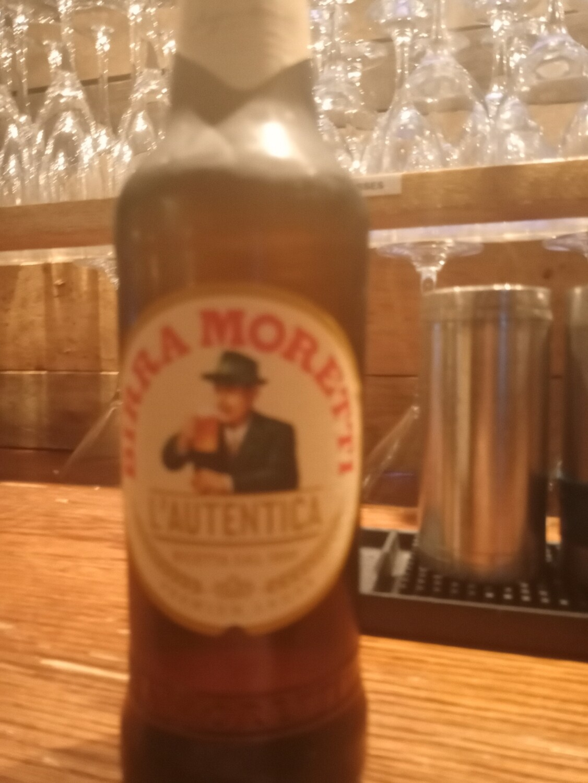 Morretti Lager 330ml Bottle