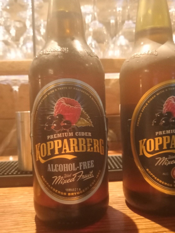 Koppaberg Mixed Fruit Alcohol Free Cider 500ml