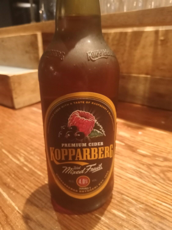 Koppaberg Mixed Fruit Cider 500ml