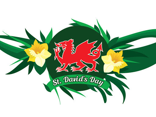 St David's Day Menu