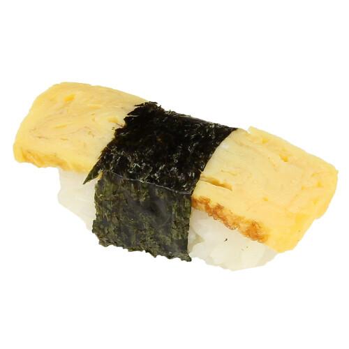 Zoete omelet sushi