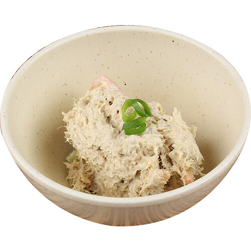 Zalm / tonijn salade