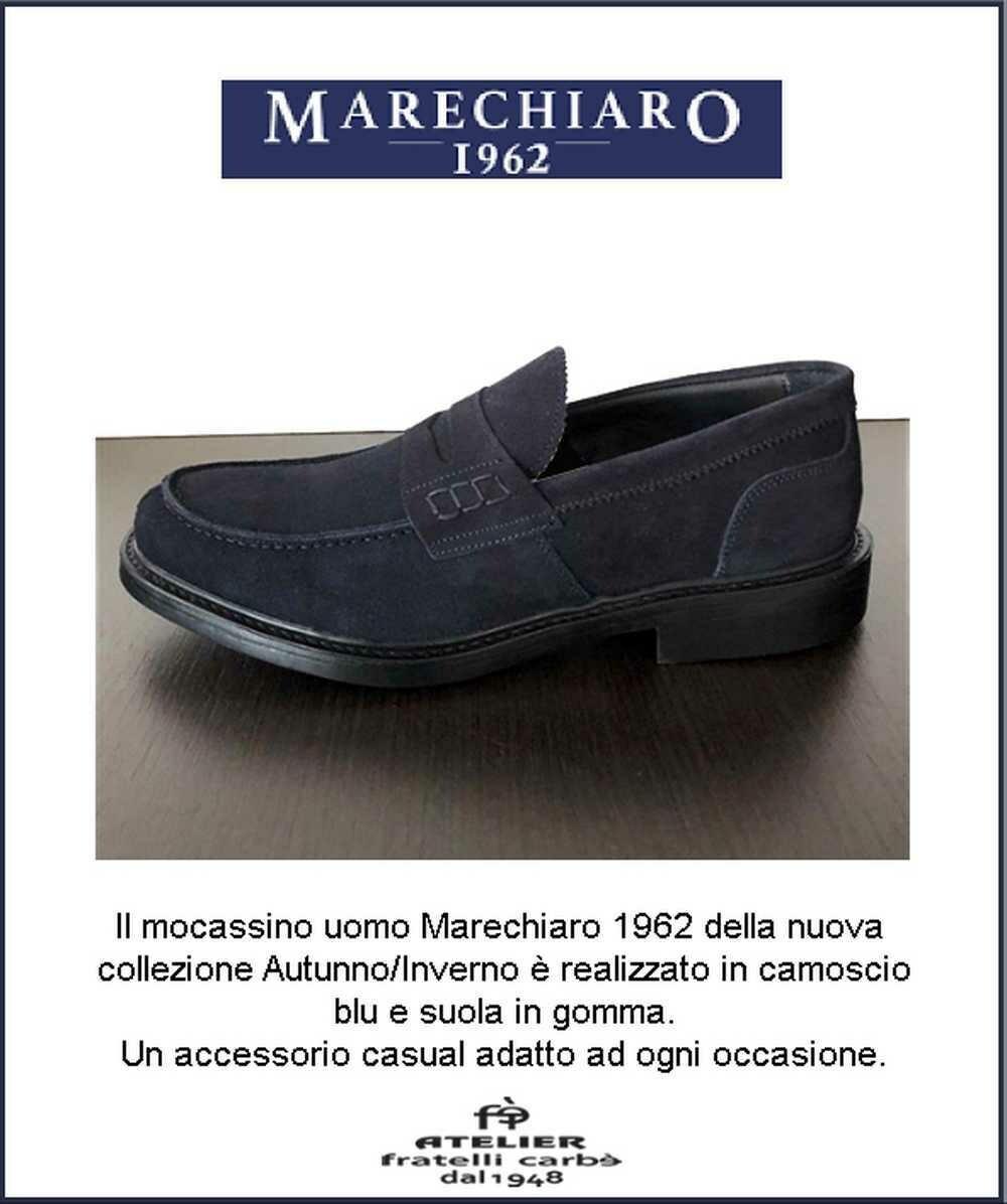 MARECHIARO MOCASSINO 5750 G2379 CAMOSCIO