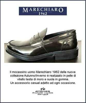 MARECHIARO MOCASSINO PELLE  5750 984 G2379