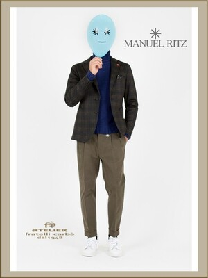Giacca Manuel Ritz G2728MA