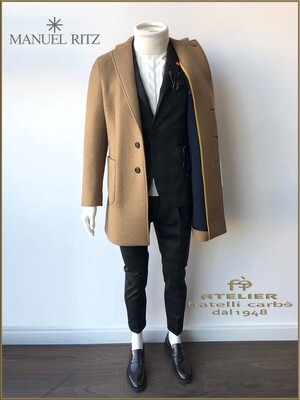 Cappotto Manuel Ritz C4468MX