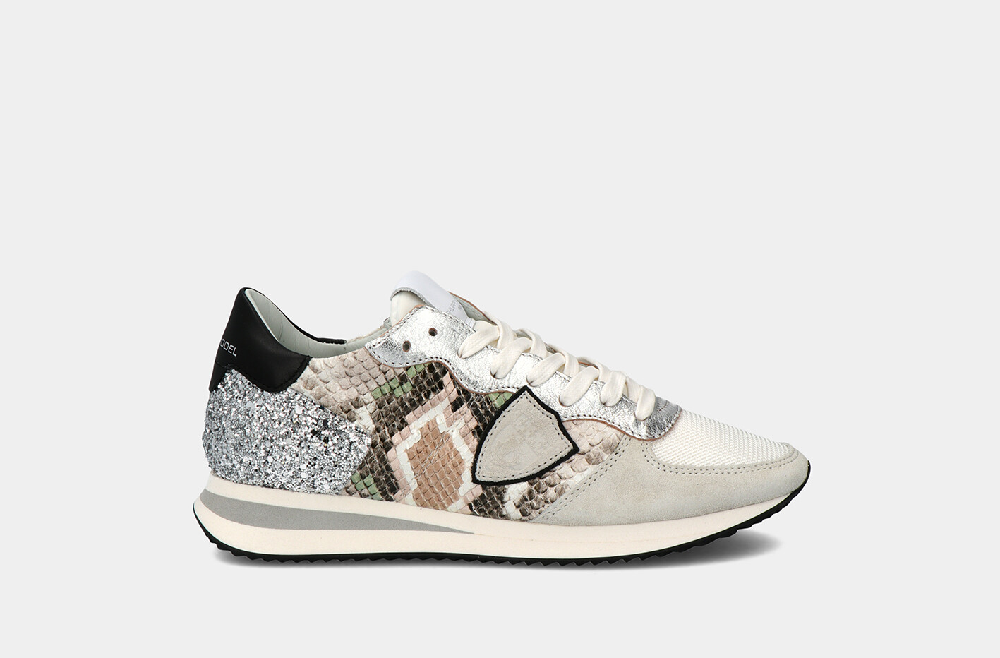 PHILIPPE MODEL TZLD TEMPLE LOW WOMAN