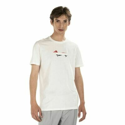 HARMONT&BLAINE T-SHIRT IN COTONE CON PATCH