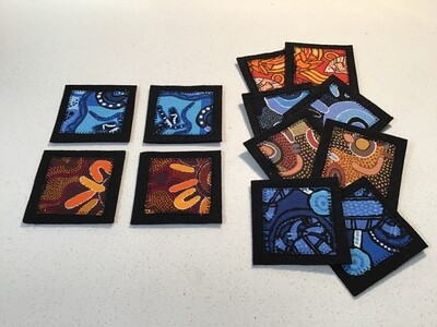 NAIDOC Inspired Matching Tiles