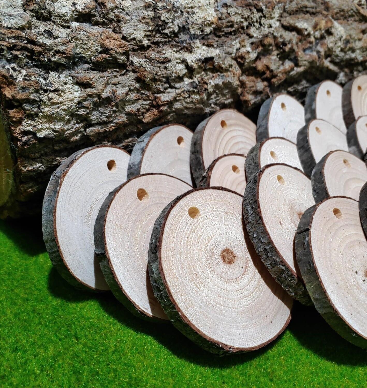 Timber Tags, set of 20 medium size