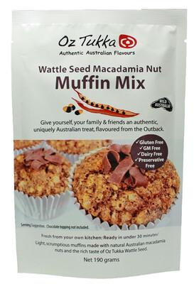 Wattle Seed Muffin Mix~gluten free