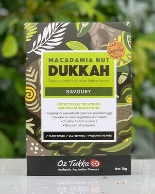 Macadamia Nut Savoury Dukkah