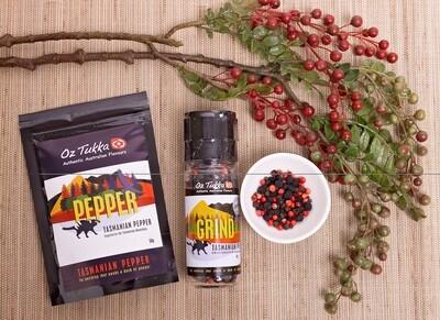 Tasmanian Pepper Medley Pouch