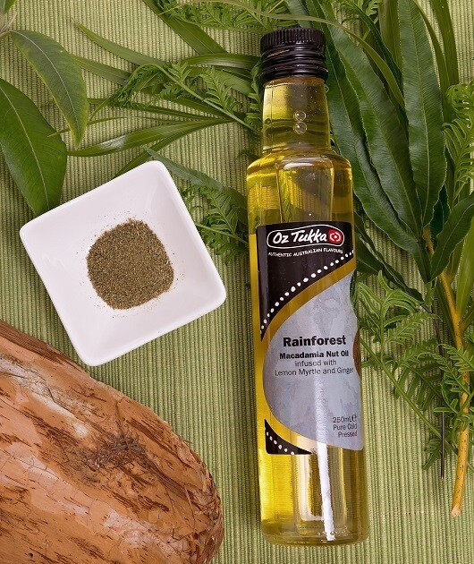 Rainforest Macadamia Oil