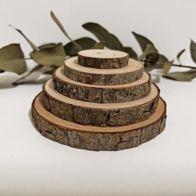 Timber Stacking Cookies, set of 5