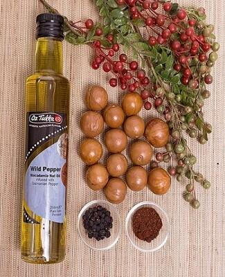 Wild Pepper Macadamia Oil