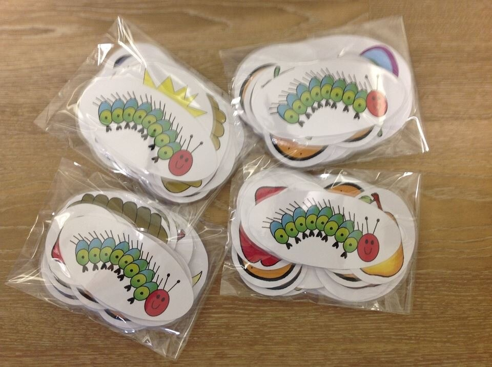 The Very Hungry Caterpillar Story Set
