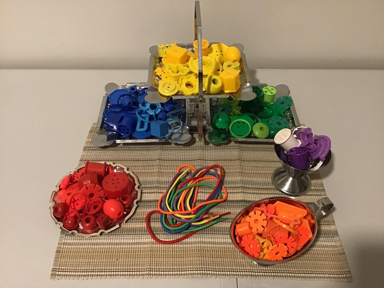 Threading Play Set