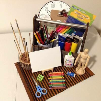 Art Play Set
