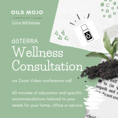 Complimentary Online Wellness Consultation for your business/service