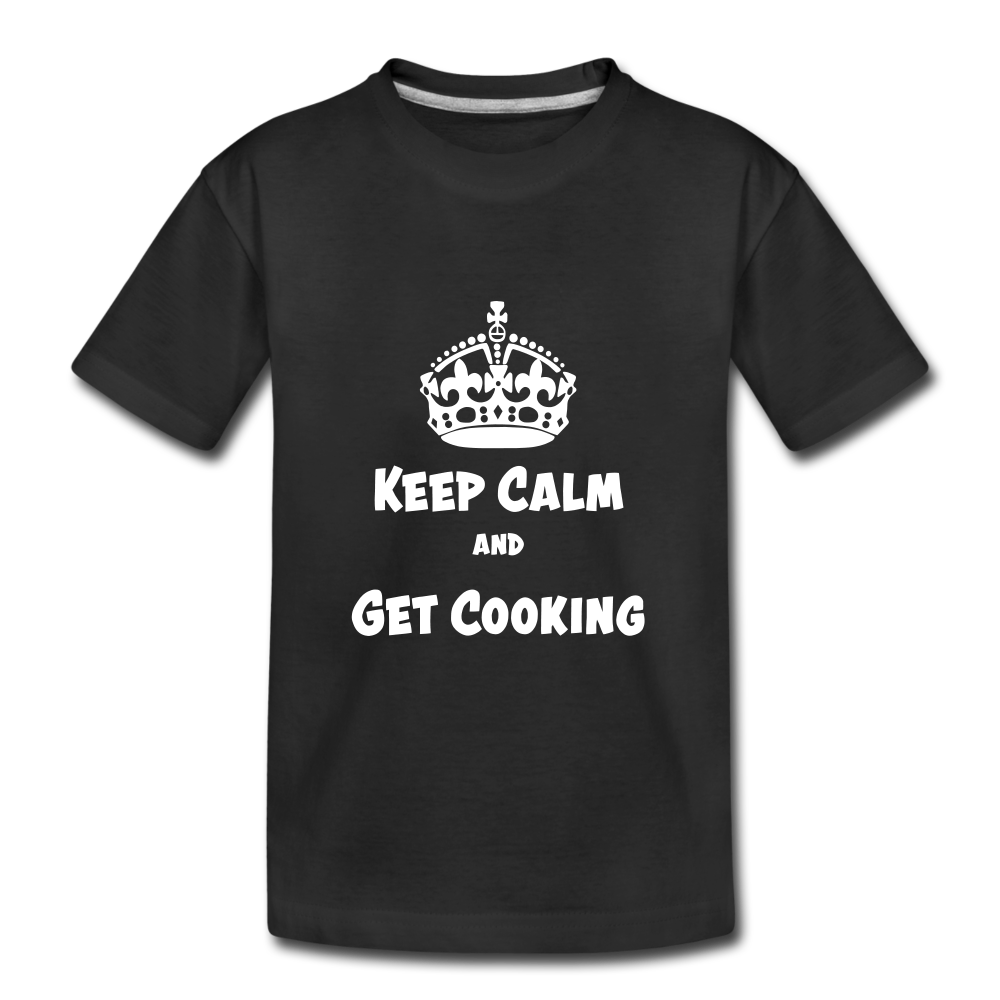 Kids' Keep Calm and Get Cooking