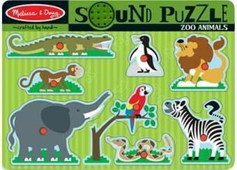 Sound Puzzle - Zoo