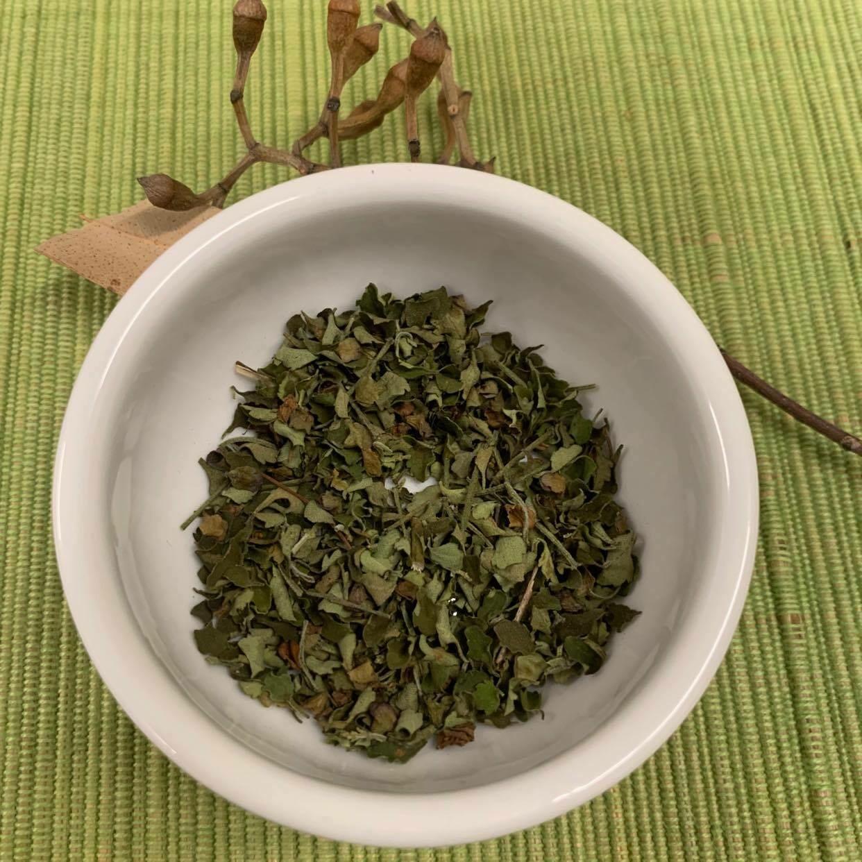 Native Thyme (cut leaf mint)