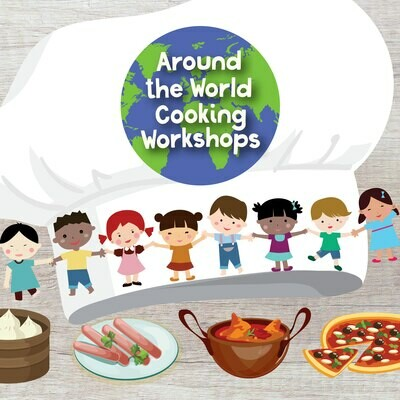 Educator to child kit - Around the World