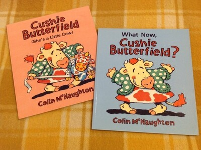 Cushie Butterfield Set of 2