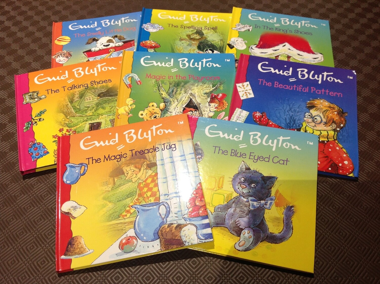 Enid Blyton Story Book Set of 8
