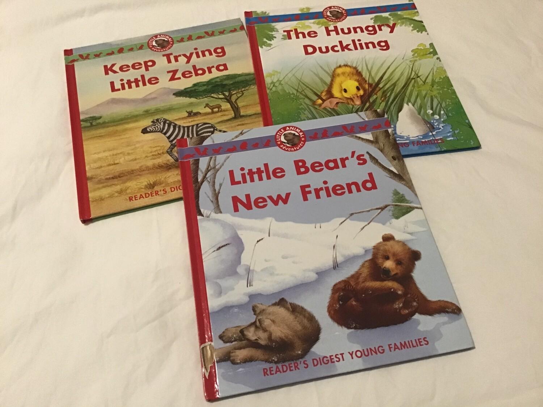 Little Animal Adventures Set of 3