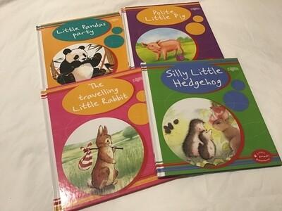 Little Animal Adventures Set of 4
