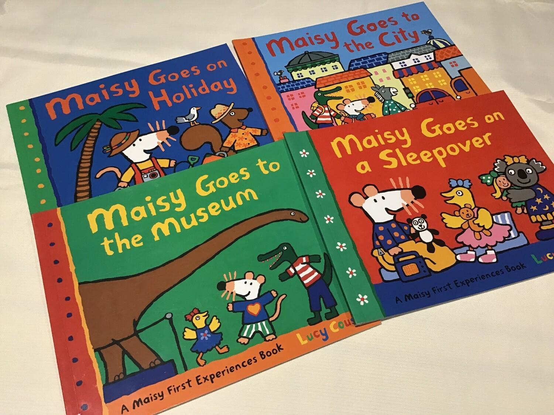 Maisy Set of 4