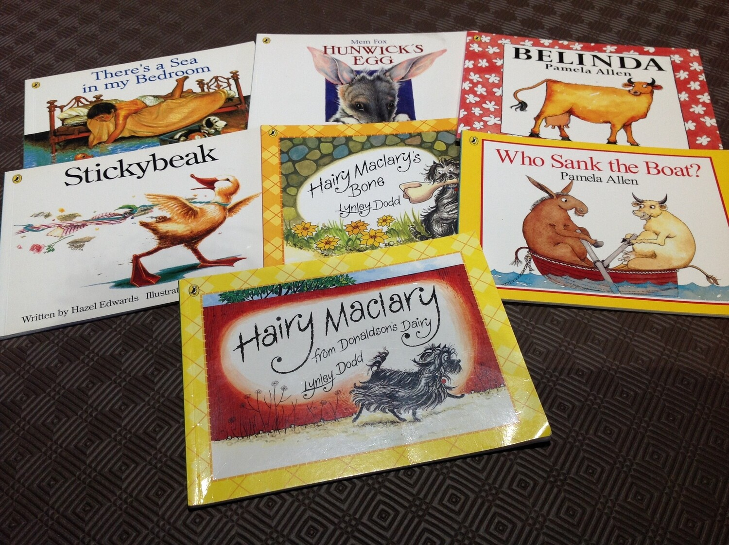 Mini Book Collection Set of 7