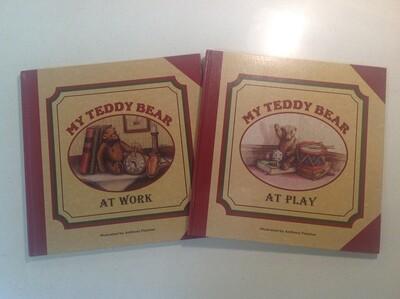 My Teddy Bear Set of 2