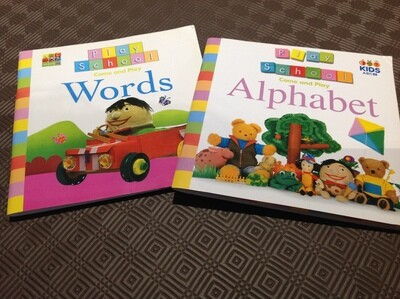 Come and Play Set of 2