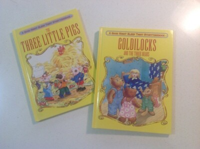 Storytime Book Set of 2