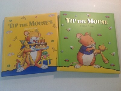 Tip the Mouse Set of 2