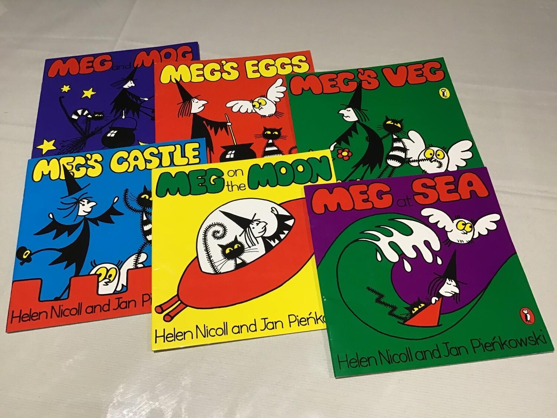 Meg Set of 6