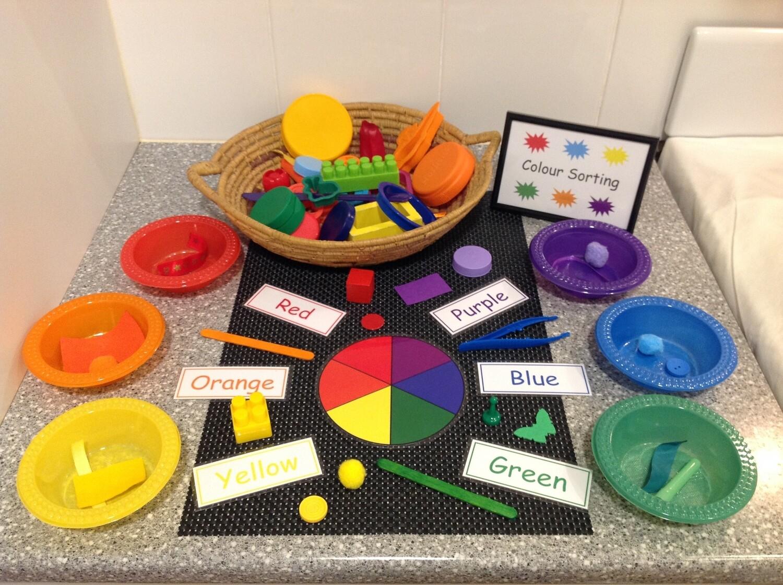 Colour Play Set