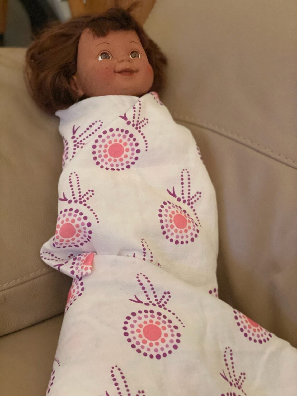 Baby Wrap, Indigenous Design