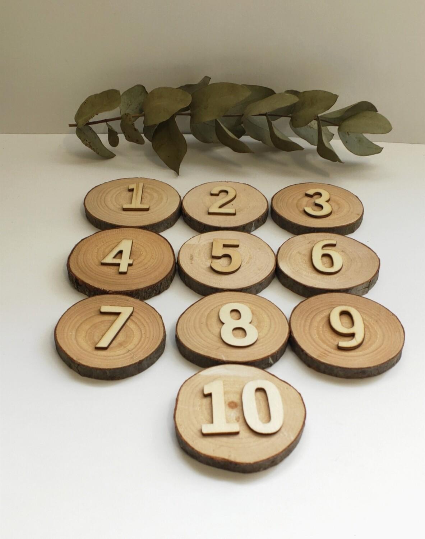 Number Cookies, 1 - 10