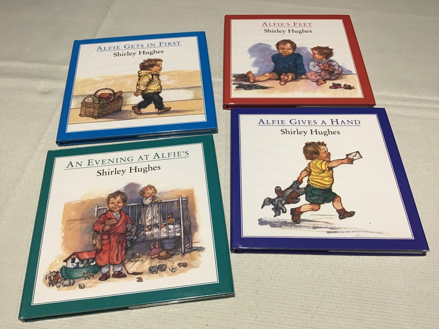 Alfie Collection Set of 4